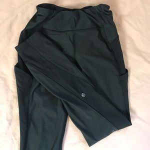 lulu lemon fleece lined leggings